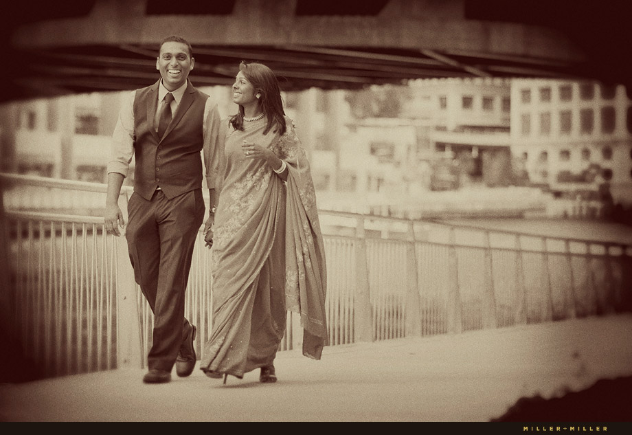 Antique Engagement Photos