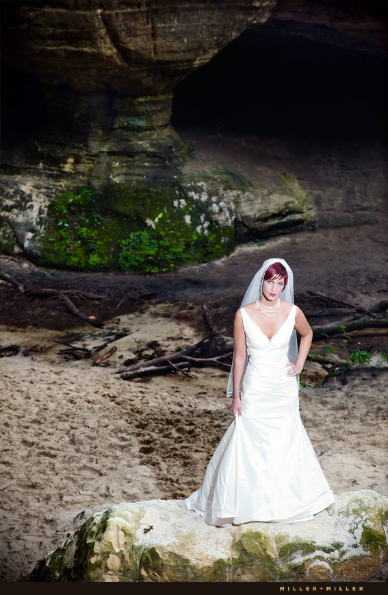 Starved Rock Canyon Wedding