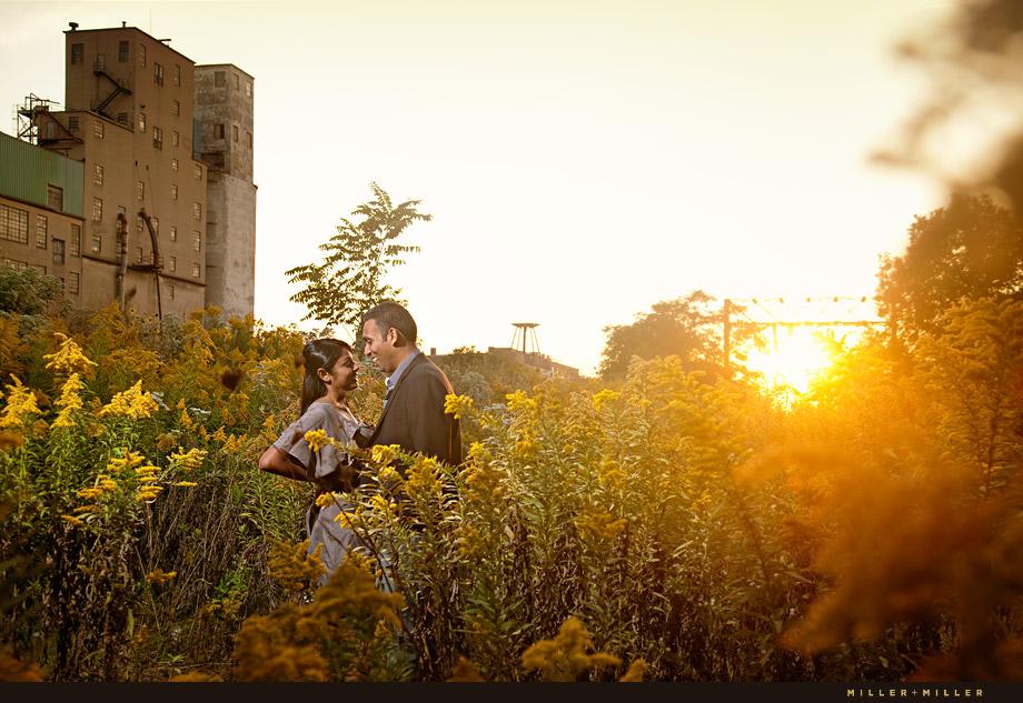 Sunset Engagements