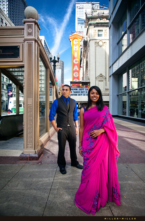 Traditional Indian Sari