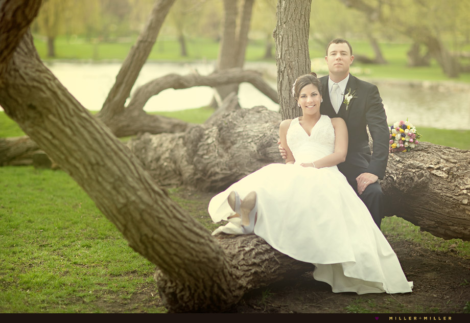 Inverness wedding photography North Chicago suburbs