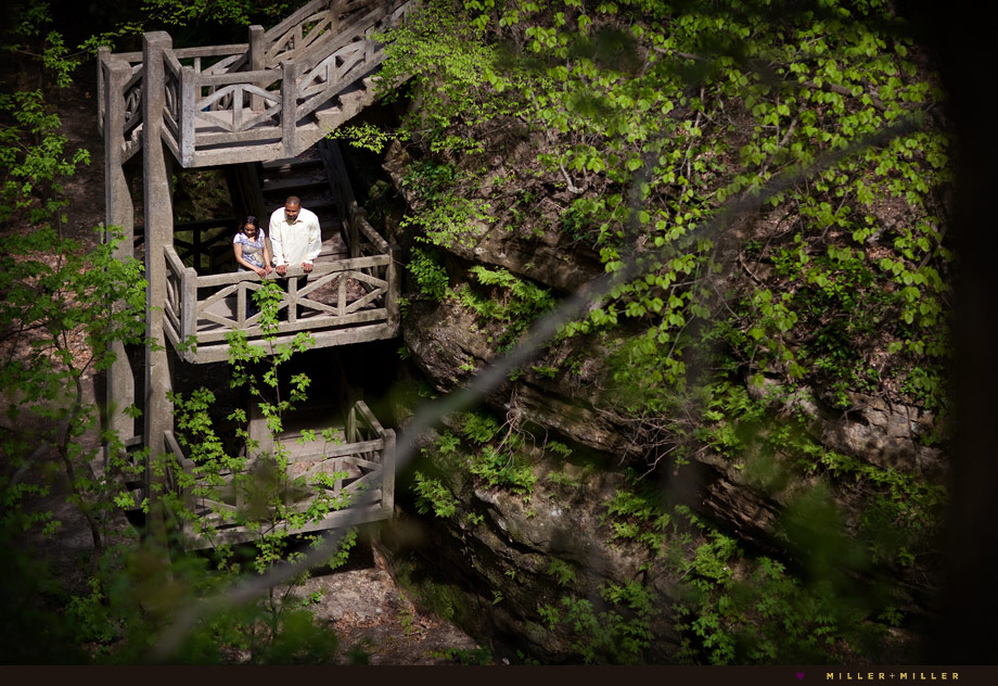 nature photography starved rock couple picture