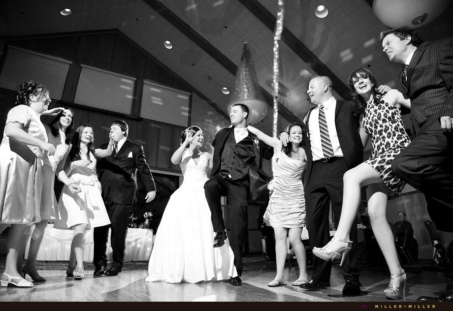 schaumburg wedding reception dancing