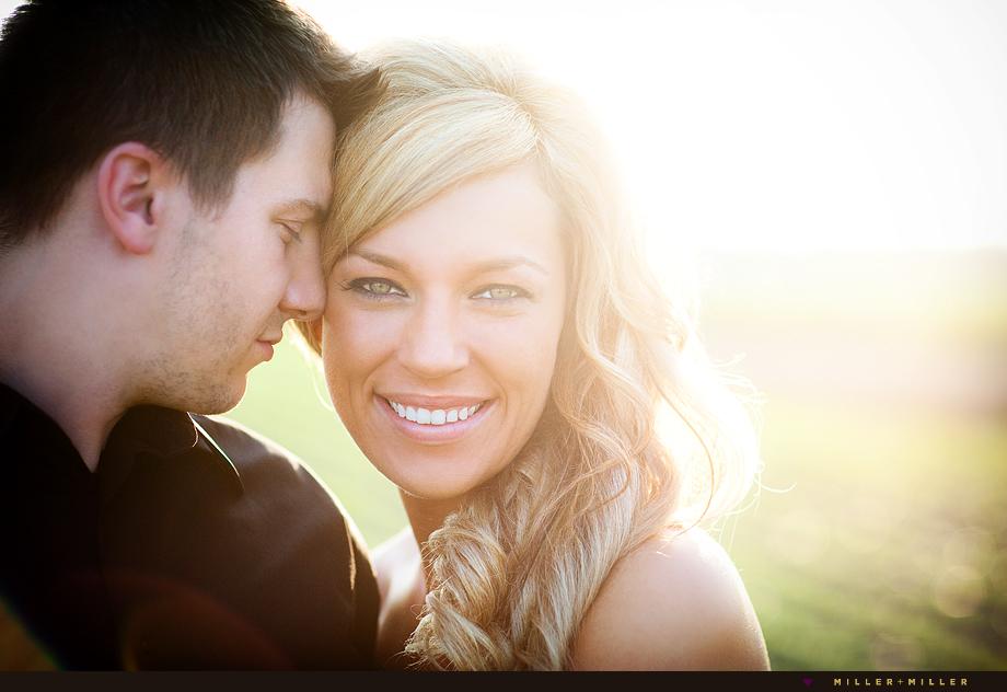 Beautiful Illinois Engagement Photographer Geneva