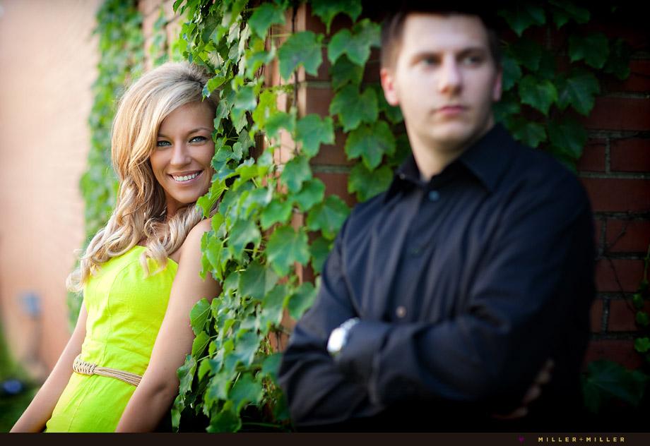 Chicago Wedding Photographer Engagement Photos