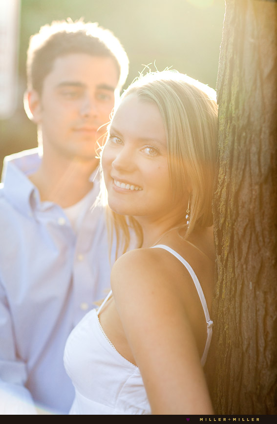 Crystal Lake IL engagement photography pictures