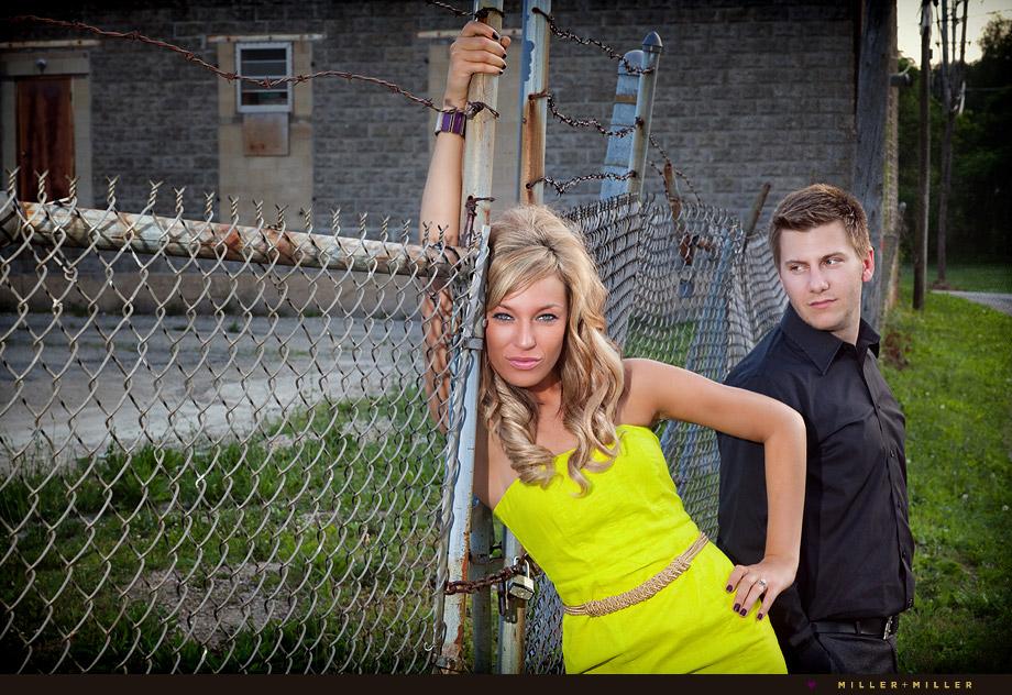 High Fashion Amazing Engagement Images Chicagoland
