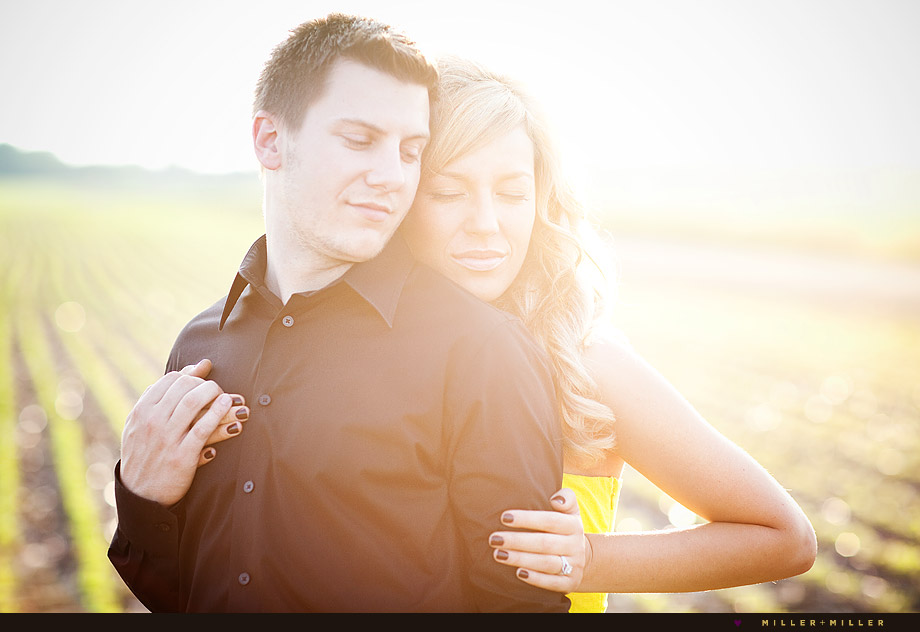 Romantic Engagement Pictures Photography Naperville