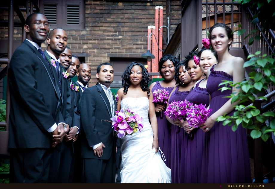 amazing Chicago wedding photographs
