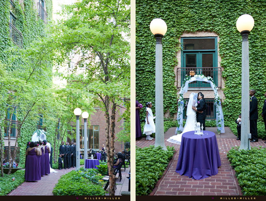 River North Wedding Venue Ivy Room