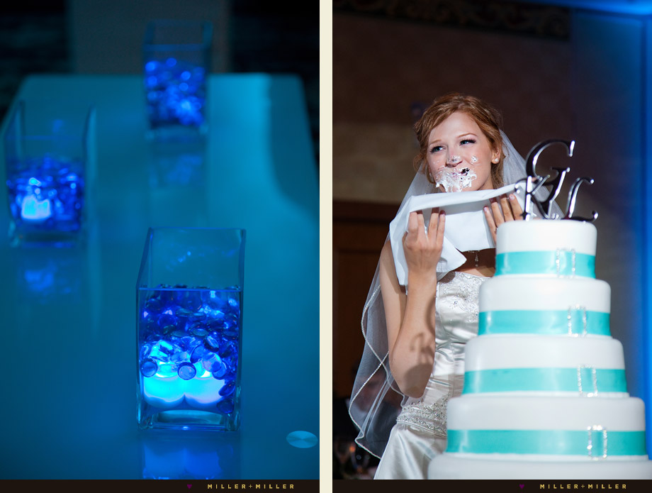 Bride Cake Face
