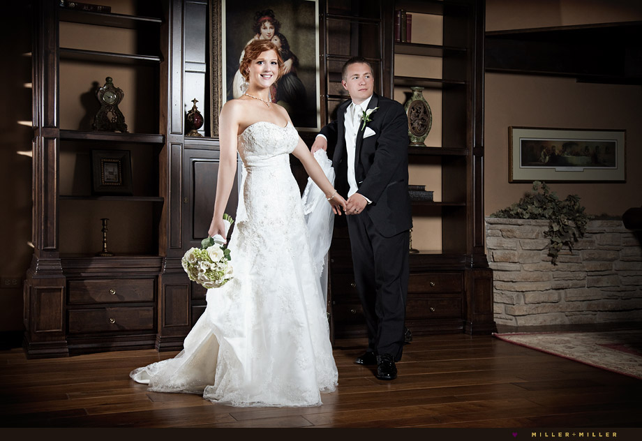 Burr Ridge Marriott wedding