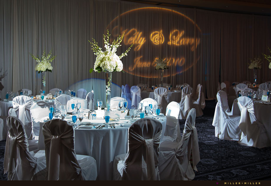 Custom Lighting Wedding Chicago