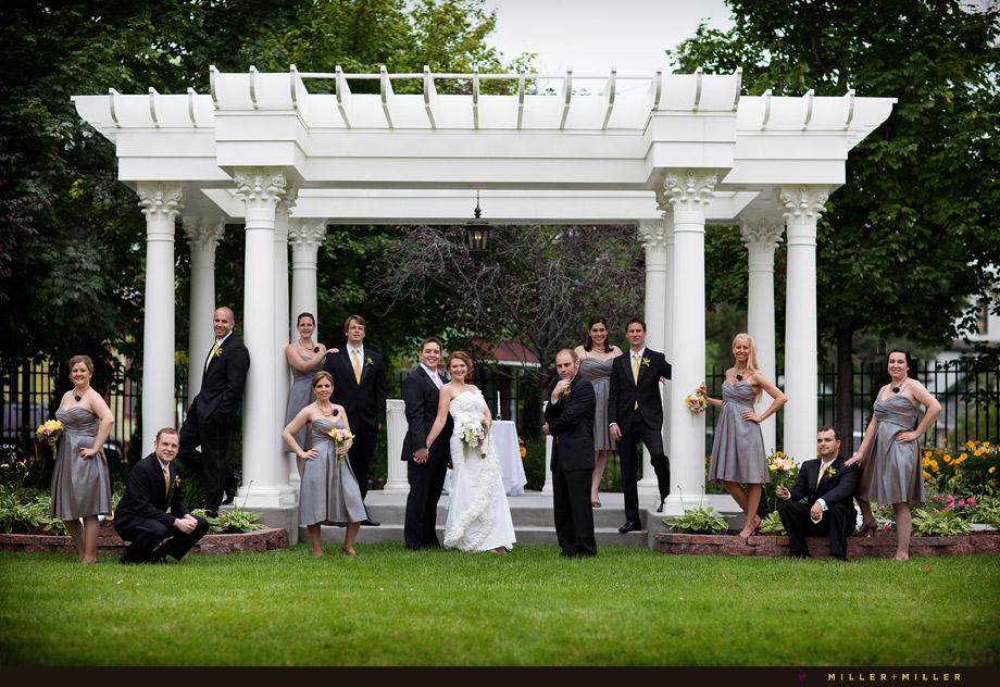 Mike henry wedding