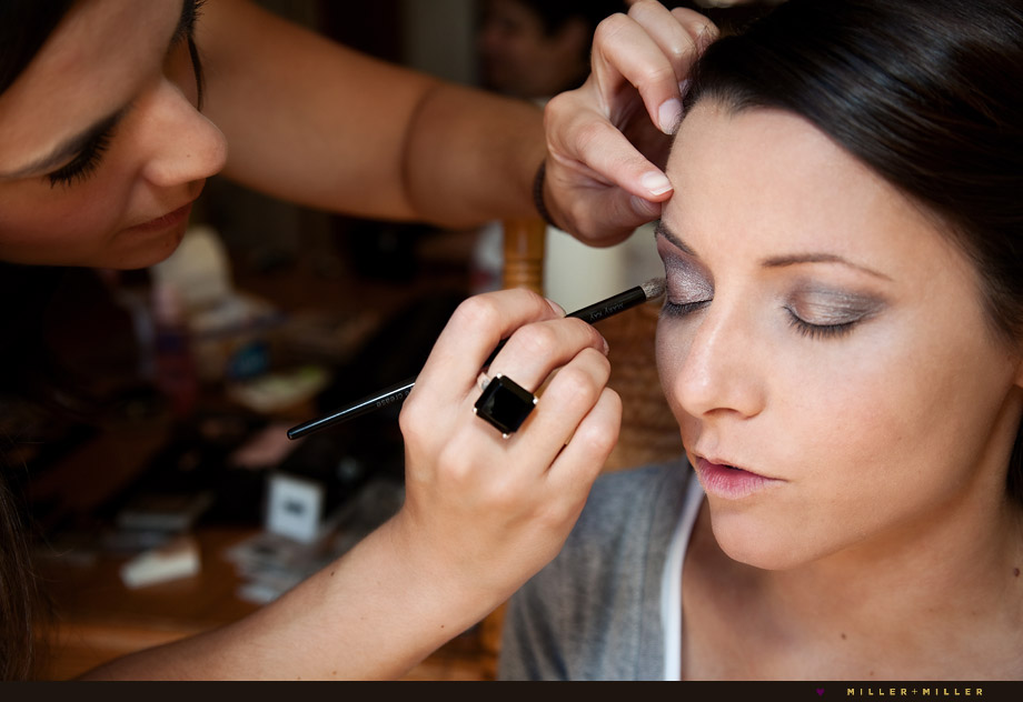 wedding day make-up Chicago