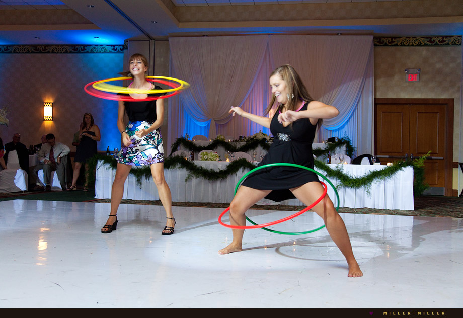 Wedding Hula Hoopers