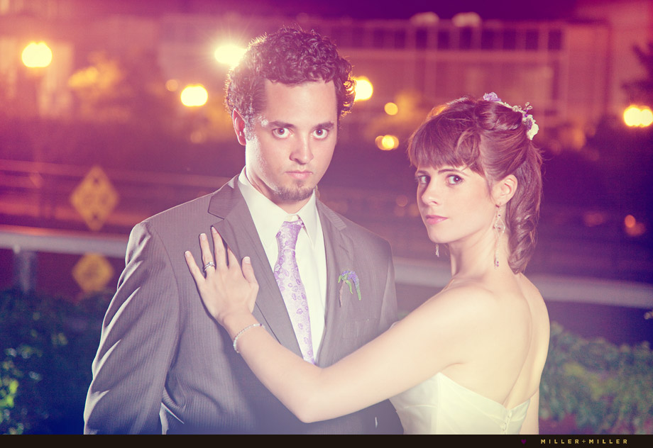 edgy chicago wedding photography