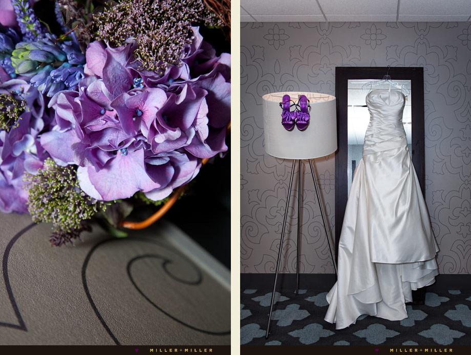 modern w hotel wedding