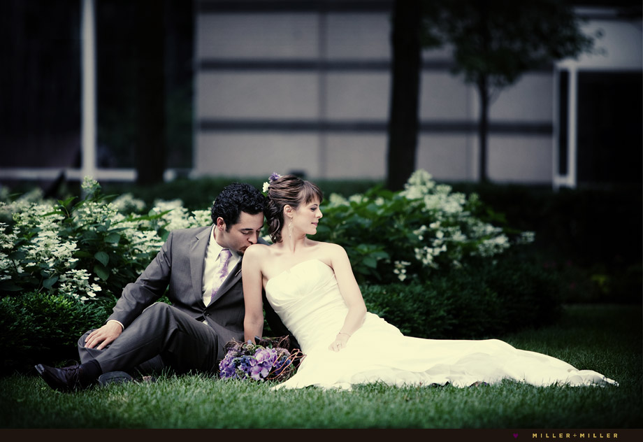 romantic chicago wedding day photography
