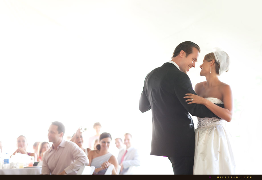 amazing michigan reception photographs