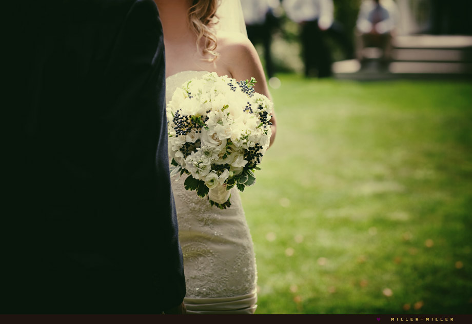 artistic backyard wedding crystal lake