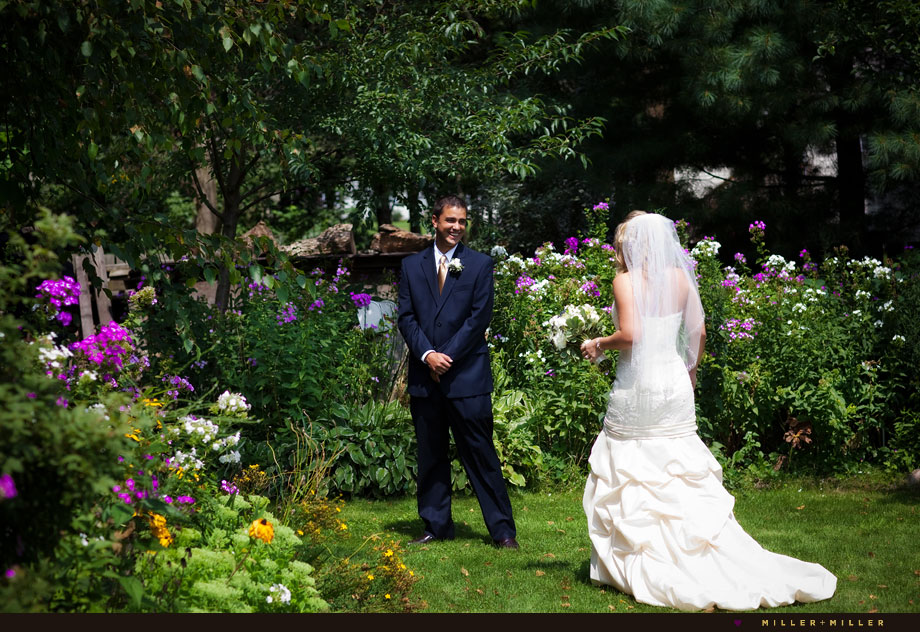 backyard wedding crystal lake illinois