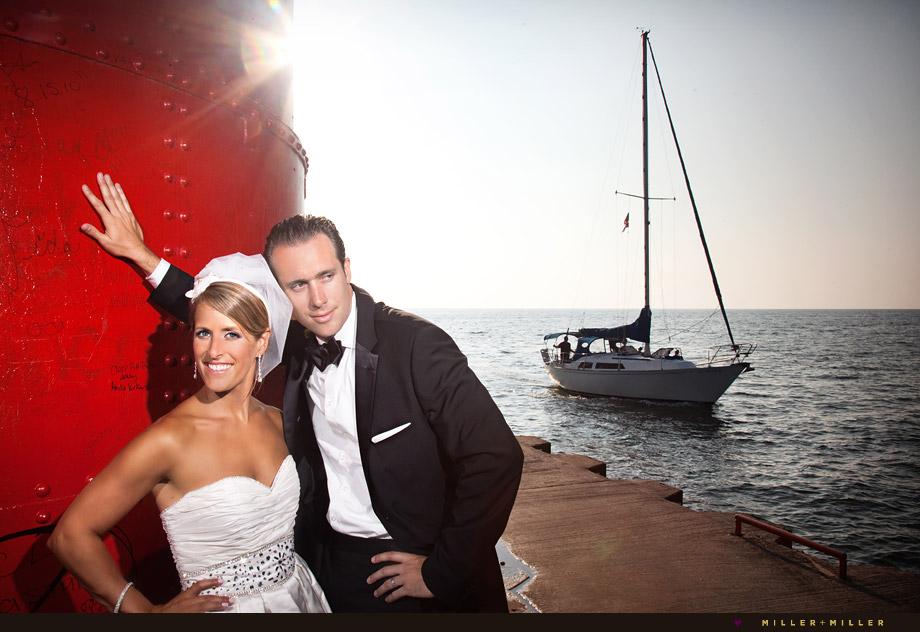 chicago high-fashion wedding photographer michigan