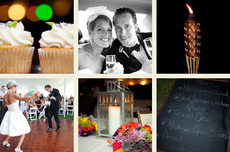 chicago photographer michigan beach resort wedding