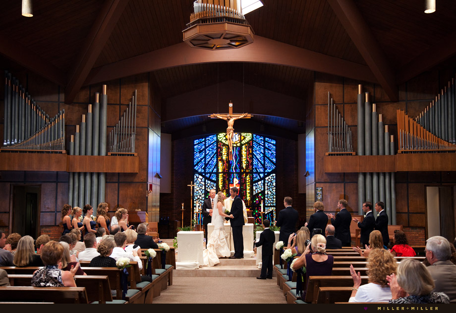 chicago wedding ceremony photography