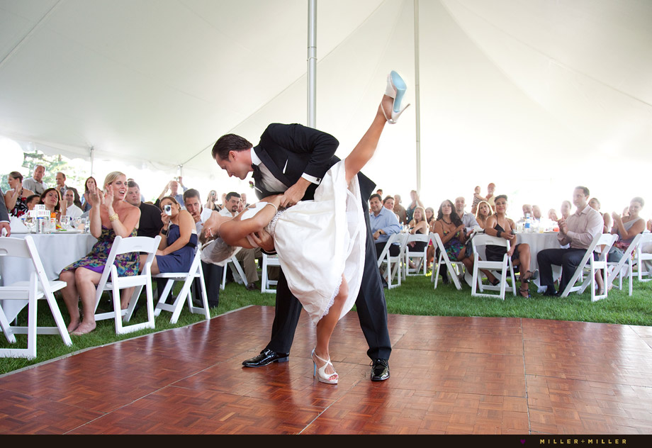 classic first dance wedding photos