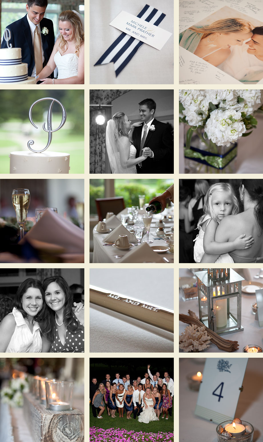 crystal lake country golf club wedding illinois