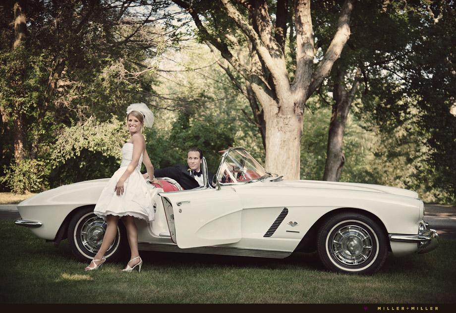 vintage wedding photographer chicago