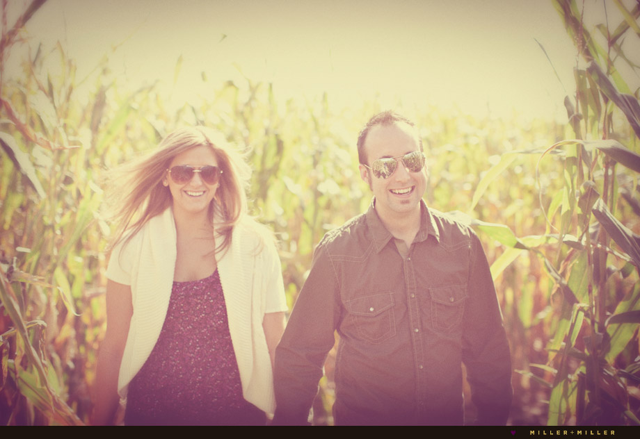 chicago illinois farm engagement photography photo