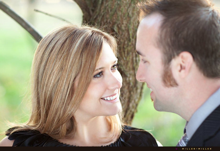mokena engagement photographer IL