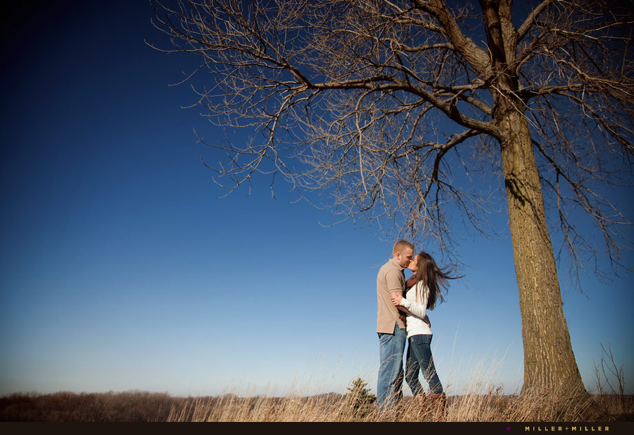 couple in nature photography