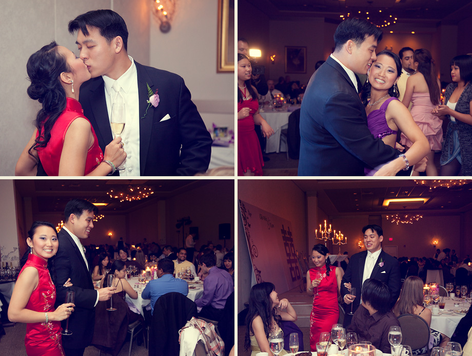 elegant chicago chinese reception