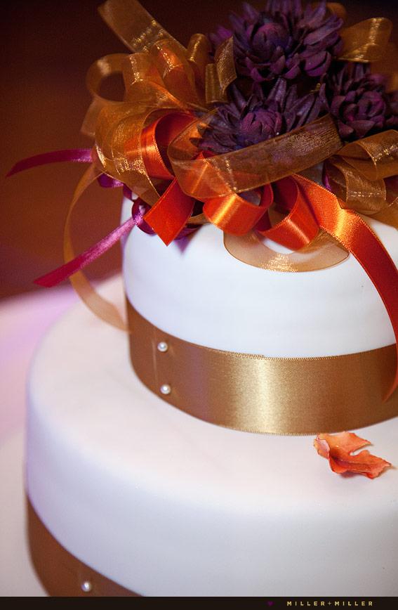 fall cake artful baker naperville