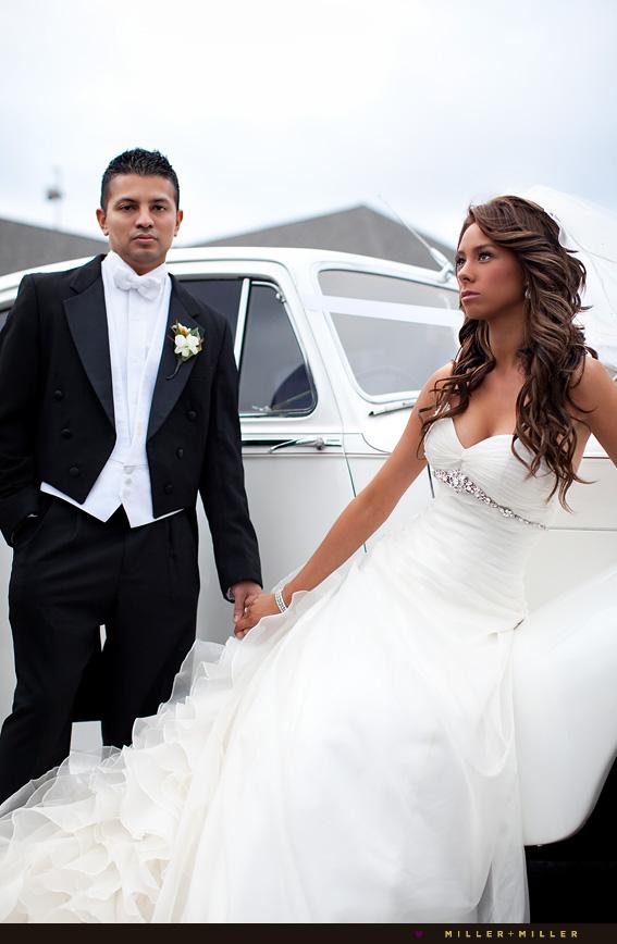 high-fashion wedding chicago