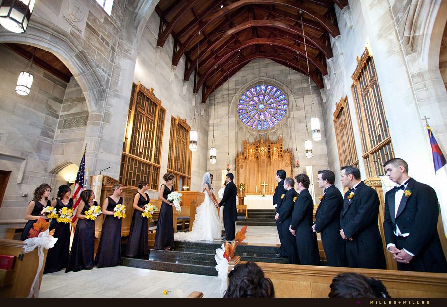 illinois wedding ceremony photos