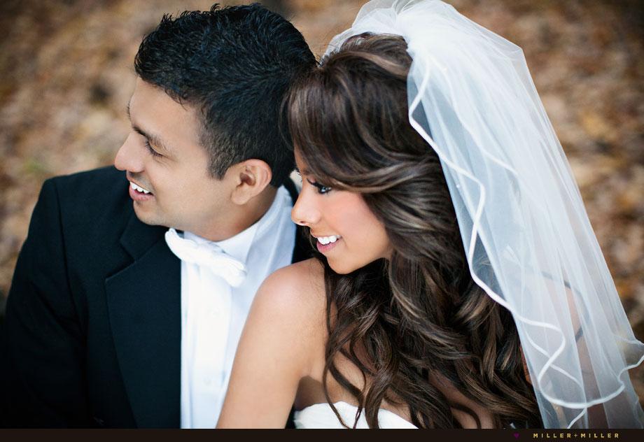 stunning bride groom portraits