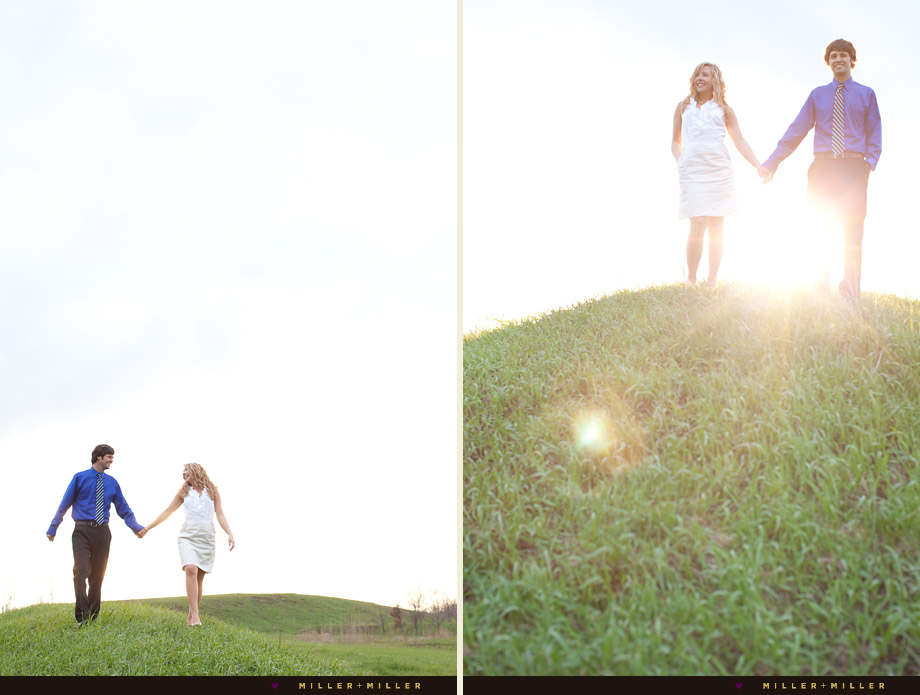 starved rock engagement wedding photography