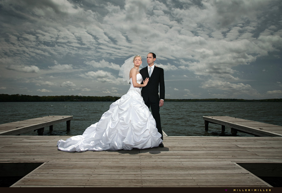 illinois lake decatur wedding