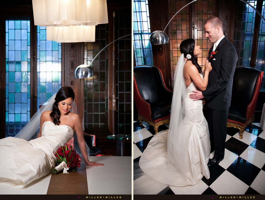 luxury chicago wedding photography