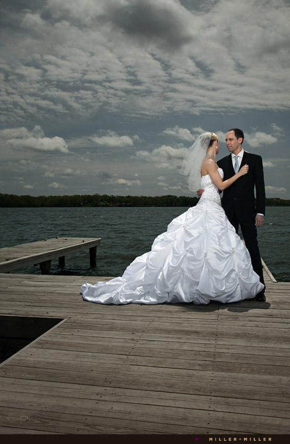 magazine style wedding photographer