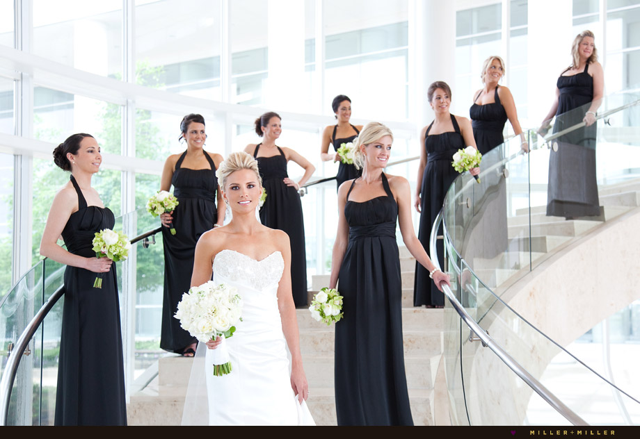 Chicago JW Marriott hotel wedding photography