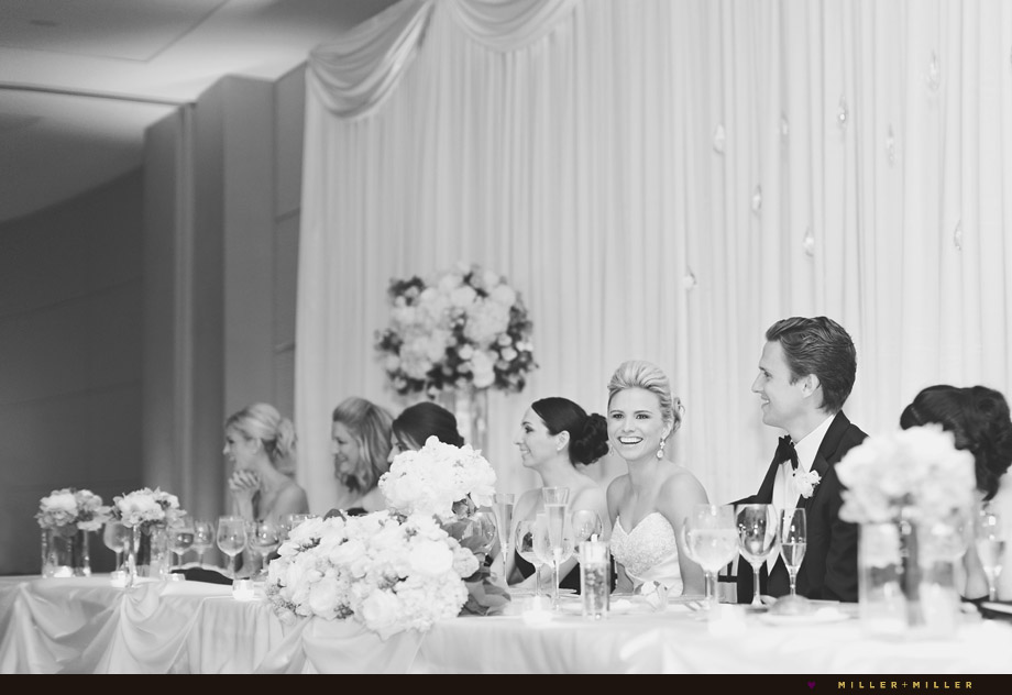 elegant chicago Marriott wedding