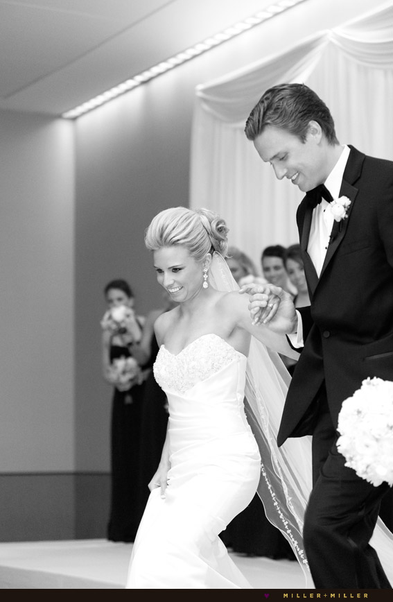 glamorous elysian hotel wedding