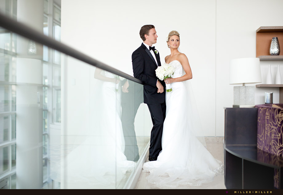 modern chicago wedding photographer