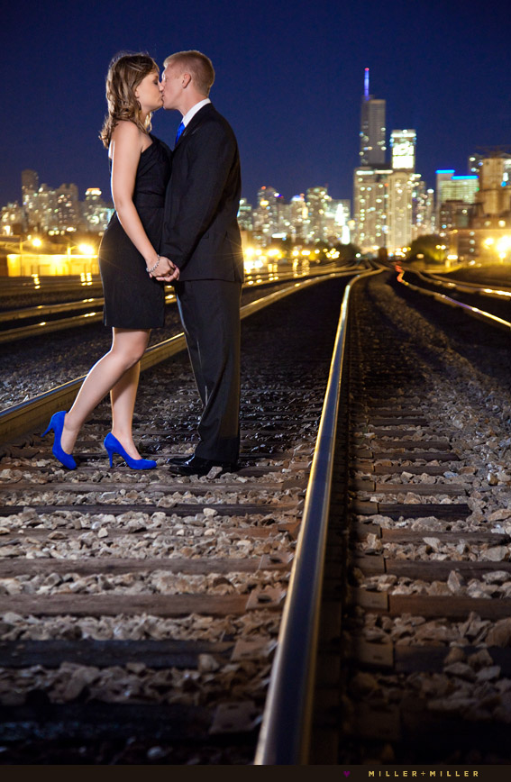 trump hotel wedding engagement photographer
