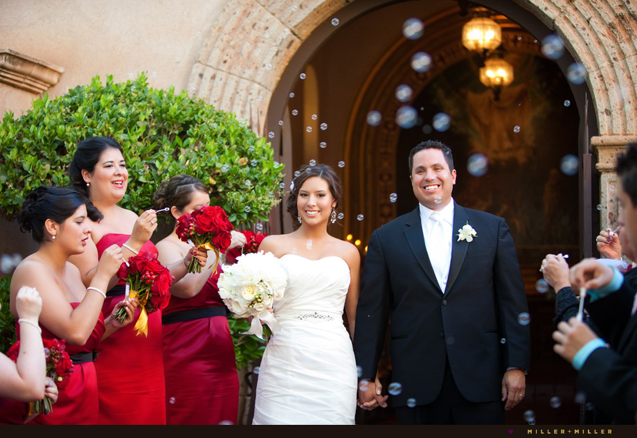 Arizona wedding ceremony